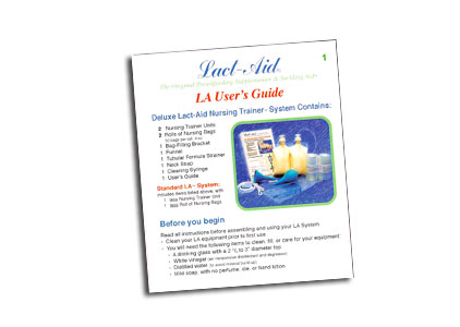 System Parts Lact Aid International